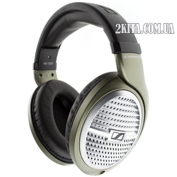 наушники Sennheiser HD 518 (High Copy) серый