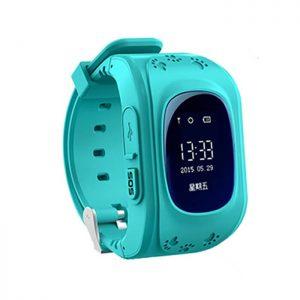Детские Smart часы Baby watch Q50+GPS трекер OLED 4805