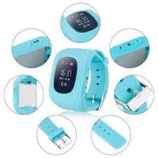 Детские Smart часы Baby watch Q50+GPS трекер OLED 4807