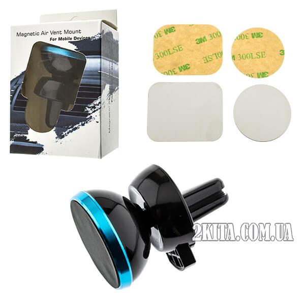 Магнитный автомобильный держатель в воздуховод (дефлектор)Magnetic Air Vent Mount 4742