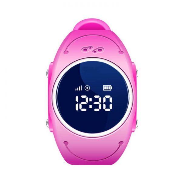 Детские GPS часы Smart Baby Watch W8 (Q520S) водонепроницаемые