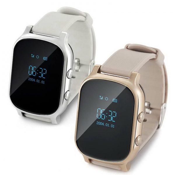 Часы с GPS трекером Smart Watch T58 (GW700) Aibeile с WiFi