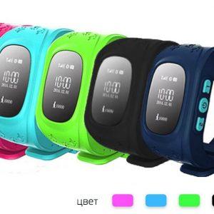 Детские Smart часы Baby watch Q50+GPS трекер OLED 5771