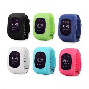 Детские Smart часы Baby watch Q50+GPS трекер OLED 5772
