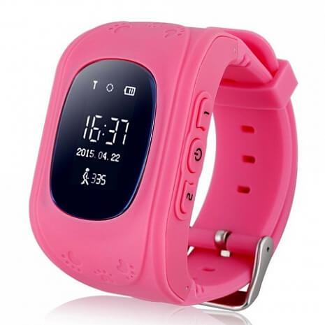 Детские Smart часы Baby watch Q50+GPS трекер OLED 5773