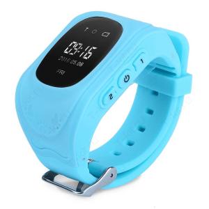 Детские Smart часы Baby watch Q50+GPS трекер OLED 5764
