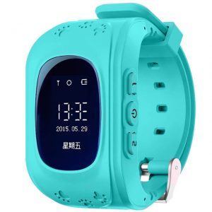 Детские Smart часы Baby watch Q50+GPS трекер OLED 5765
