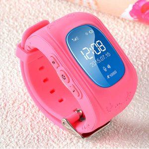 Детские Smart часы Baby watch Q50+GPS трекер OLED 5766