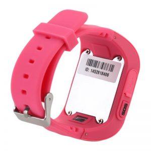 Детские Smart часы Baby watch Q50+GPS трекер OLED 5767