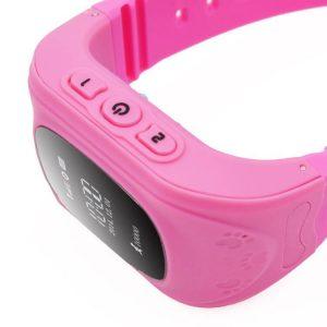 Детские Smart часы Baby watch Q50+GPS трекер OLED 5768