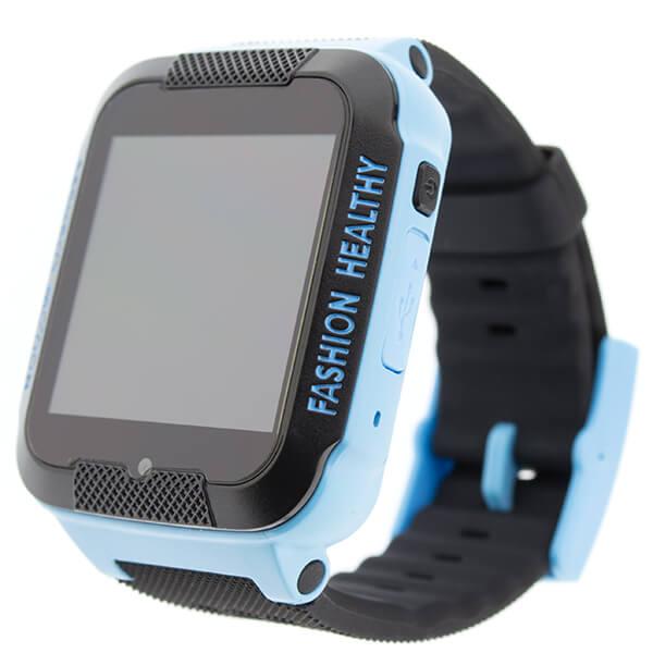Детские Умные GPS смарт часы Smart Baby UWatch K3 Kids Blue