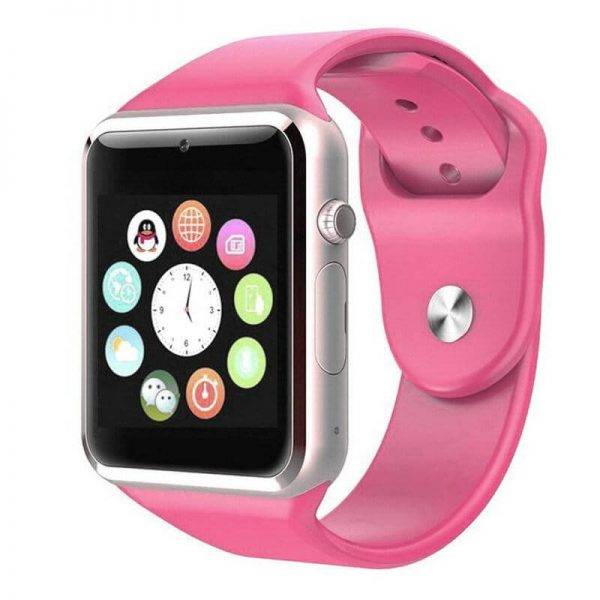 Смарт-часы UWatch SmartWatch A1 Pink