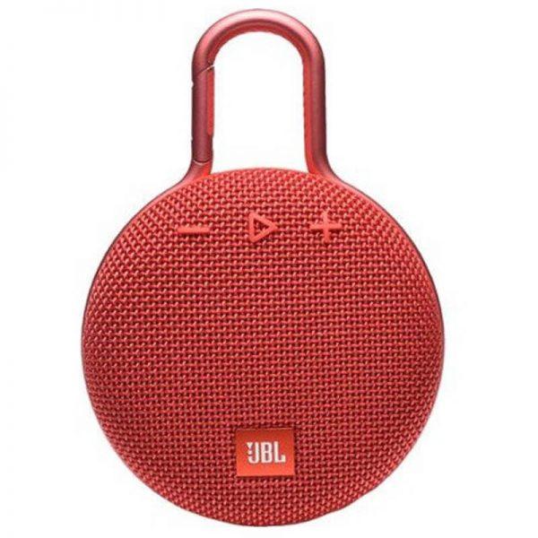 Портативная Bluetooth колонка JBL Сlip 3 Red
