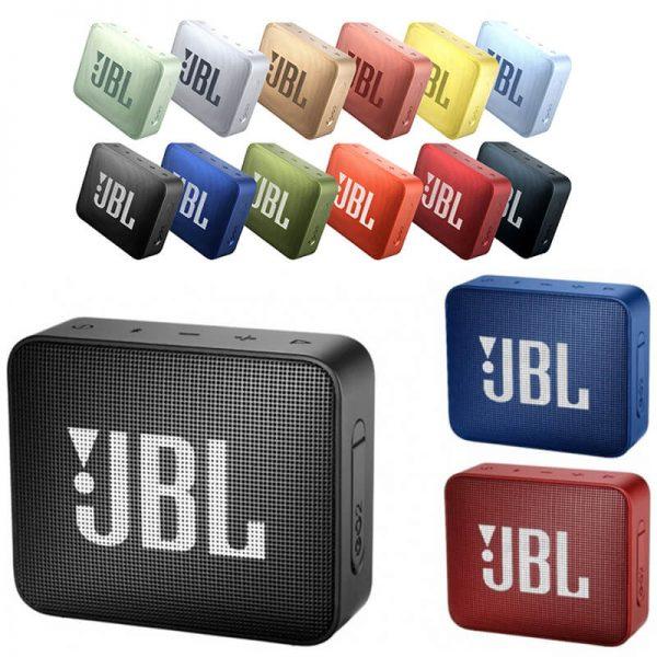 Портативная Bluetooth колонка JBL GO 2