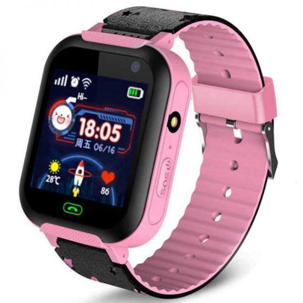 Детские Умные Смарт Часы Baby Smart Watch A25S