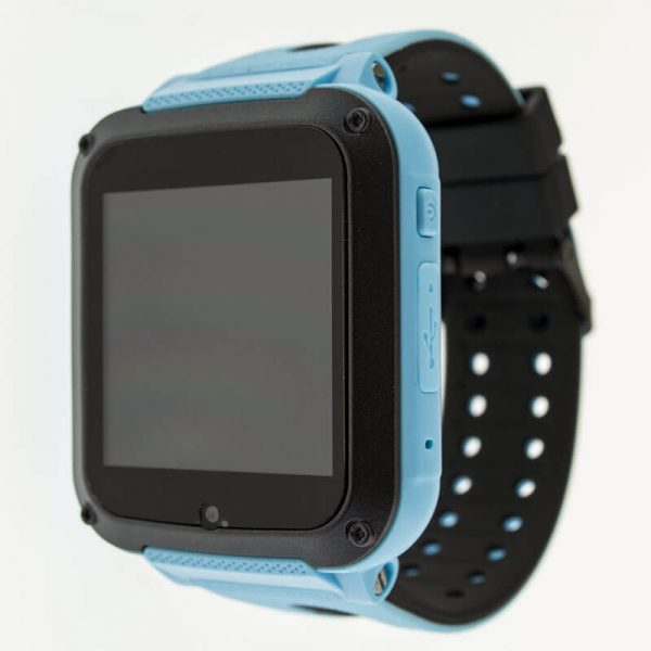 Детские смарт часы с GPS Gidi G3 c камерой Blue