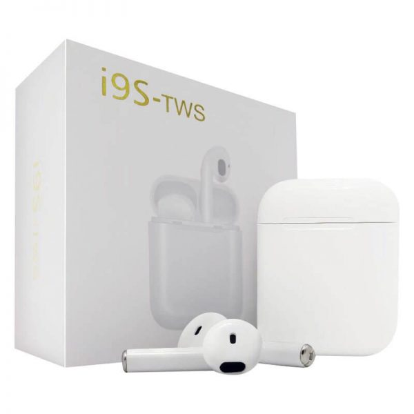 Беспроводные наушники I9s TWS Bluetooth White