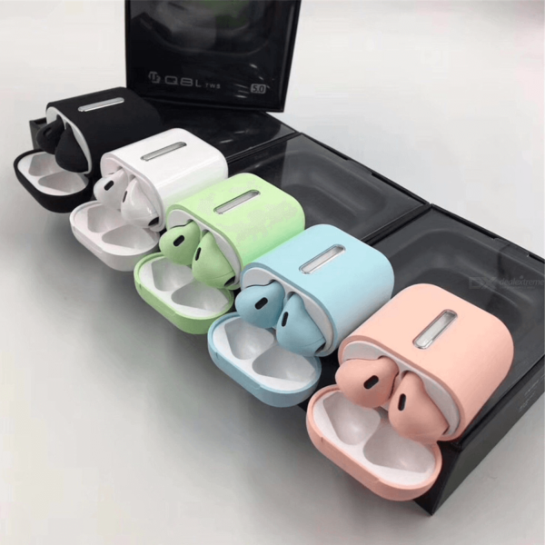 Q8L TWS беспроводные сенсорные наушники в стиле Аирподс AirPods