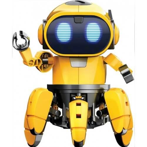Интерактивный умный робот конструктор на сенсорном управлении HG-715
