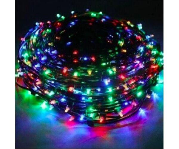 Новогодняя гирлянда микс кристалл 25м 300 LED (RD-7134)
