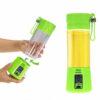 Блендер портативный шейкер для смузи 380мл usb, 2000маг,Juice Cup NG-01 39973