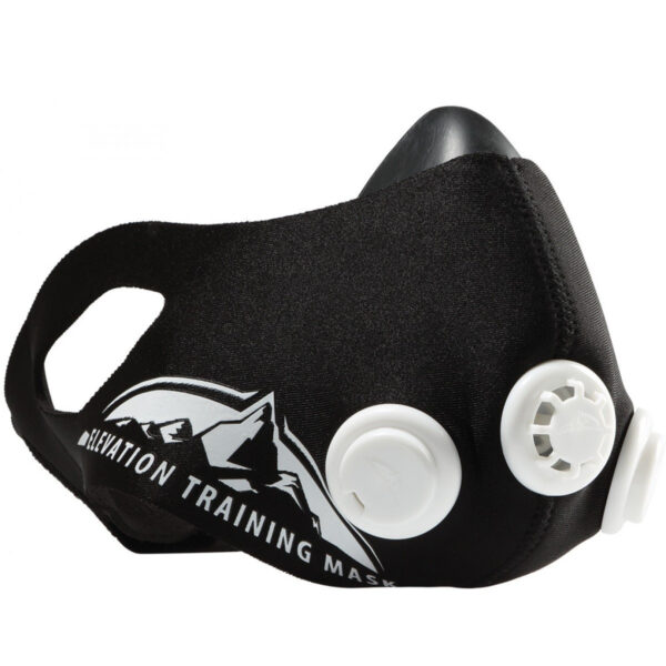 Тренировочная дыхательная маска для бега Elevation Training Mask 2.0   Маска для тренировки дыхания