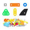 Конструктор Build&Play 5 в 1 с мотором 109 элементов 42146