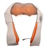 Массажер для шеи спины с ИК-подогревом   Massager of neck kneading Plus   Роликовый массажер-накидка на плечи 42172