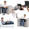 Столик для ноутбука Laptop Table T8 42314