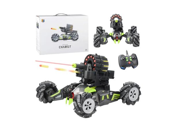 Танк стреляющий Universe Chariot 360° с управлением жестами