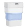 Умная корзина для мусора - сенсорное мусорное ведро складное