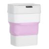 Умная корзина для мусора - сенсорное мусорное ведро складное 42804