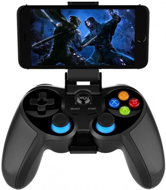 Беспроводной Геймпад IPEGA PG-9078 Plus Джойстик Bluetooth для PC iOS Android - для смартфона, PC, Smart TV