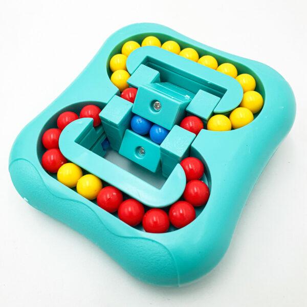 Антистресс Головоломка Спиннер для детей IQ Ball Spinner