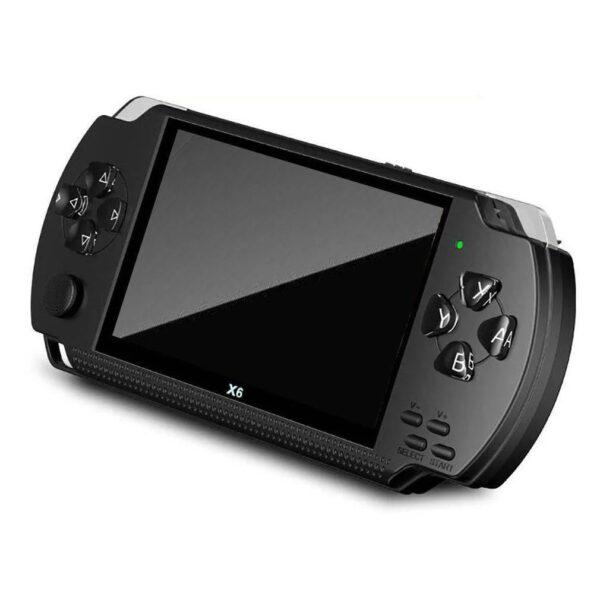 Игровая портативная консоль PSP X6 приставка