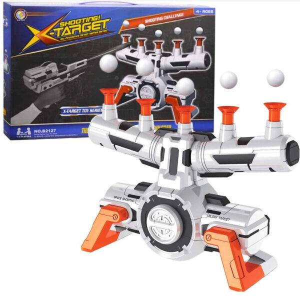 Воздушный тир игра Shooting X-Target B2127 интерактивная игра для детей
