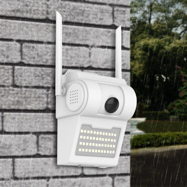 IP камера видеонаблюдения уличная водонепроницаемая IP66, 1080P, Wi-Fi